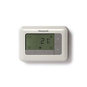 Honeywell T4 Wired Programmable Thermostat T4H110A1021