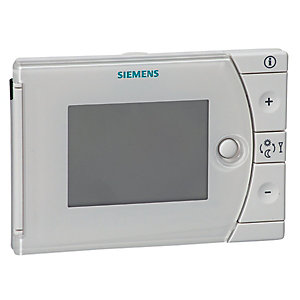 Siemens REV24 Programmable Room Thermostat