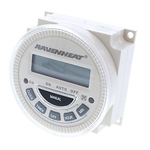Ravenheat Tm 61 92 Timer