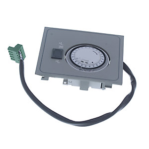 Worcester Bosch 77161920200 Timer - Mechanical -twin Channel
