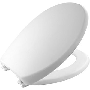 Carrara & Matta Atlantic Standard Toilet Seat & Cover (Plastic version) 108052000