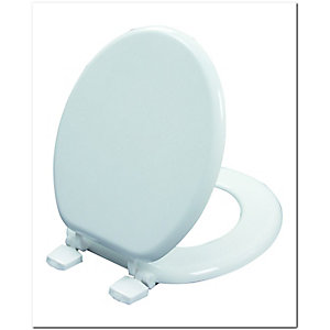 Celmac Paramount Mouldwood Standard Toilet Seat & Cover 21230001