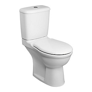 Ideal Alto Toilet Seat White E759001