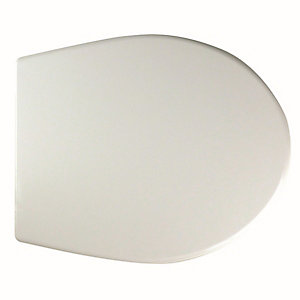 Twyford Alcona Standard Toilet Seat & Cover (Plastic Hinges) AR7810WH
