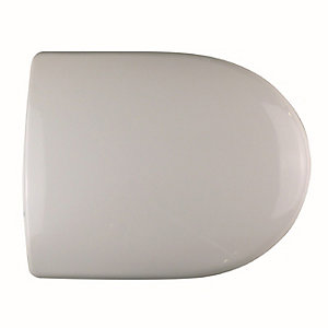 Twyford Integrity Standard Toilet Seat & Cover LY7864WH