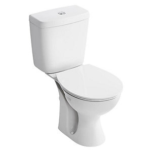 Armitage Shanks Sandringham 21 Close Coupled Cistern White