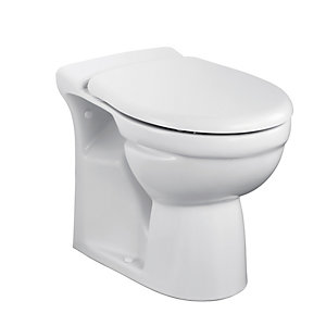 Ideal Standard Alto Halo Back To Wall Toilet Pan Only E757301
