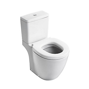 Ideal Standard E607901 Freedom Close Coupled xl Cistern Dual Flush 6.4 L