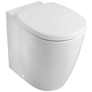 Ideal Standard E608801 Freedom Back to Wall Pan