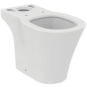 Ideal Standard  Philosophy Close Coupled Bowl with Aquablade Technology - Horizontal Outlet