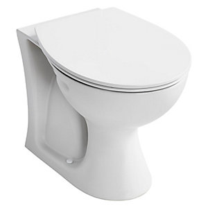 Ideal Standard Sandringham 21 Back to Wall Pan E897401