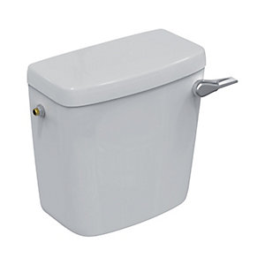 Ideal Standard Sandringham 21 Low Level Cistern Side Supply E897201