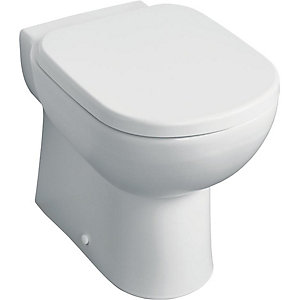 Ideal Standard T327901 Tempo Back to Wall WC Pan Horizontal Outlet