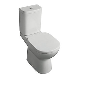 Ideal Standard Tempo Bathroom Toilet Pan Cistern Seat Bundle