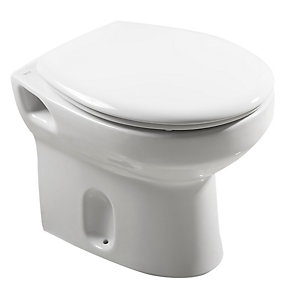 Roca Laura Back to Wall Toilet Pan 347396000