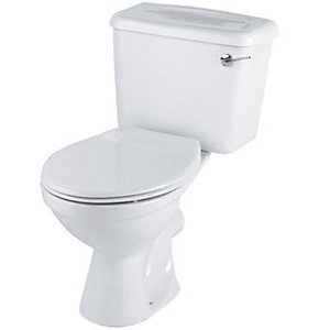 Twyford Option Dual Flush Lever Cistern OT2421WH
