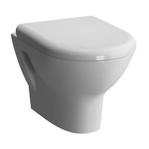 Vitra Zentrum Wall Hung Toilet Pan 5785L003-0075