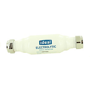 Ideal 176016 15mm Electrolytic Inline Scale Inhibitor