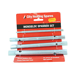Newtool Monobloc Spanners & Tommy Bar