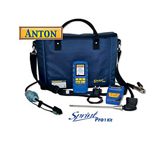 Sprint PRO1 Multi Flue Gas Analyser Kit