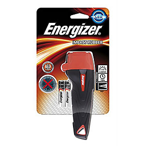Energizer S5507 2 x AAa Impact Rubber Torch