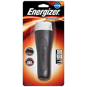 Energizer S8939 LED Grip-it Light General Purpose Torch (2 x D Batteries Not Included)