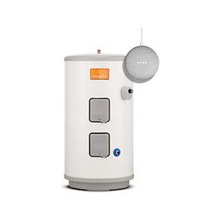 megaflo eco uv 125dd cylinder & google home mini