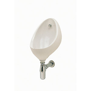 Twyford Pk9604Wh Tp/Cps Single Urinal Pack