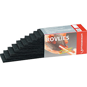 Rothenberger 45268 Rovlies Copper Pipe Cleaning Pads 10 Pack