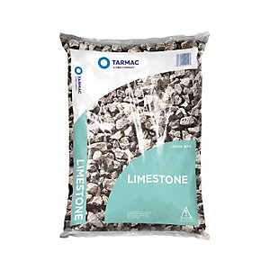 Tarmac 10mm Limestone Chippings Pack 25kg