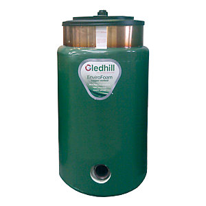 Gledhill BDCOM03 Direct Circular Combination Tank 2010 Part L 900 x 450mm