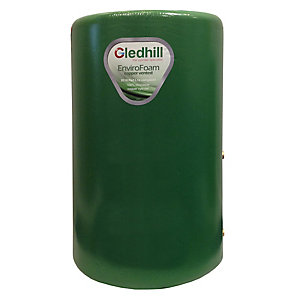 Gledhill BIND16 Envirofoam Copper Part L Indirect Grade 3 Lagged 112L 1050 x 400mm