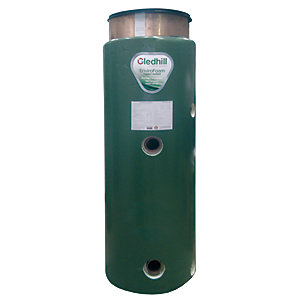 Gledhill Combination Tank Indirect Cylinder 144 L Hot/ 40 L Cold BEICT12