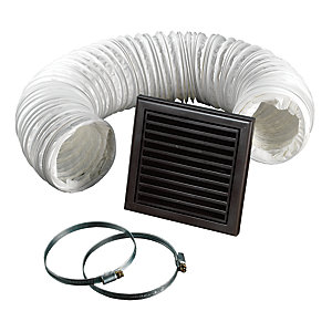 Hib 32500 Ventilation Accessory Kit Brown