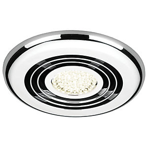 Hib 33900 Turbo Inline Fan Warm White Showerlight