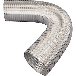 iflo Aluminium Flexible Ducting 100 x 3000mm