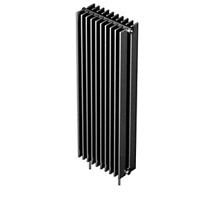 Barlo Adagio D70 Vertical Double Designer Radiator 2000x400mm