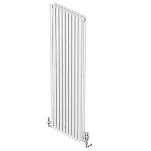 Barlo Plaza Double Double Designer Radiator White 2000x595mm