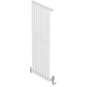 Barlo Plaza Single Designer Radiator White 1800x595mm