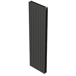 Barlo Slieve Vertical Double Panel Designer Radiator Anthracite 1800x505mm