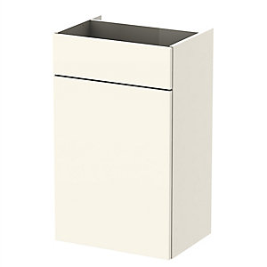 Be Modern Atlanta WC Unit Rigid 500 WC Front Panel Unit Gloss