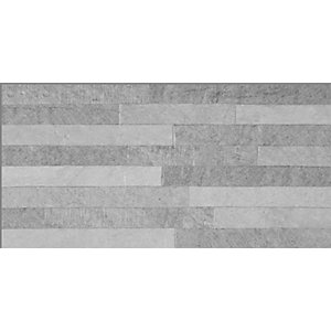 Splitface Cloud Matt Wall Tile 460 x 230 mm (Pack Of 10)