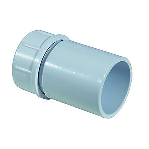 McAlpine Multifit Reducer White 19/32 x 32mm R16