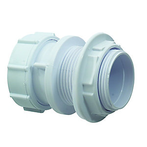 McAlpine Multifit Tank Connector 50mm Z11M