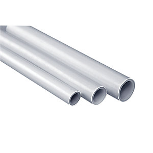 Wavin Tigris K1 Straight Pipe 50 mm x 4.5 mm x 5 m 3004372