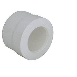 Floplast 21.MM X 32MM ABS Solvent Weld White (OS17W)