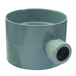 McAlpine Condensation Trap 4in x 110mm CONTRAP1