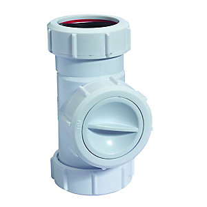 McAlpine Multifit Non Return Valve 38mm