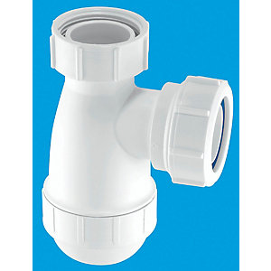 McAlpine Seal Bottle Trap 32mm x 38mm E10