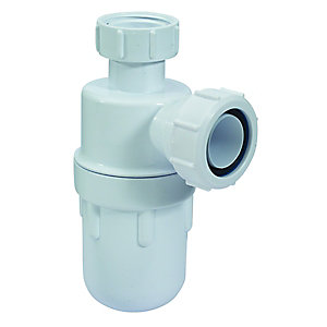 McAlpine Seal Bottle Trap 32mm x 75mm A10